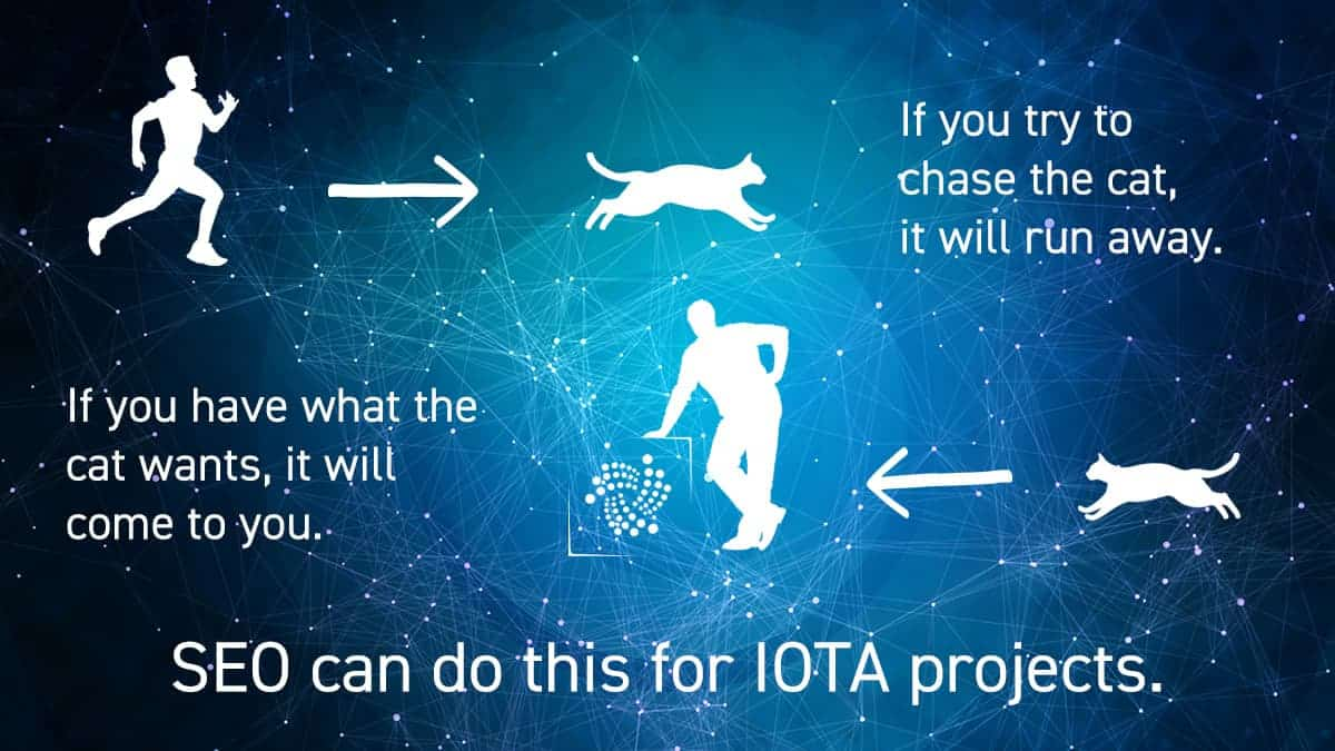 seo for iota